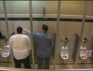 The Man Show: Bathroom Interviews