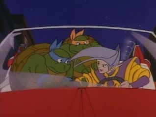 Teenage Mutant Ninja Turtles: Hot Rodding Teenagers From Dimension X