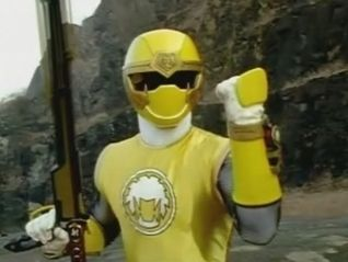 Power Rangers Ninja Storm: Looming Thunder