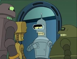 Futurama: Bender Gets Made