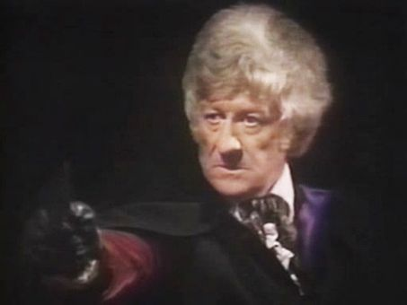 Doctor Who : The Daemons - Part 3