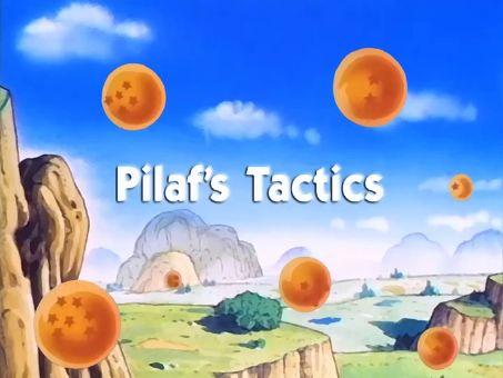 Dragon Ball : Pilaf's Tactics