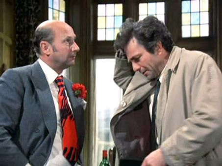 Columbo : Any Old Port in a Storm