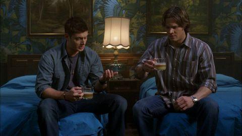 Supernatural : Dream a Little Dream of Me