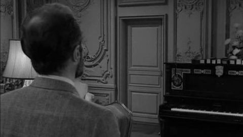 The Twilight Zone : Piano in the House