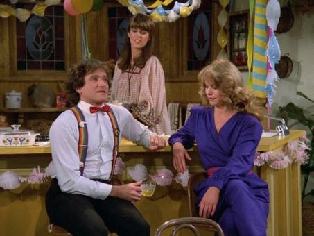 Mork & Mindy : Regrets and Reflections