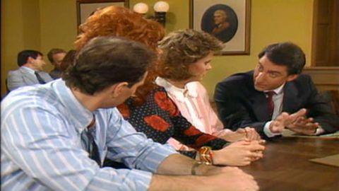 Married...With Children : I'll See You in Court