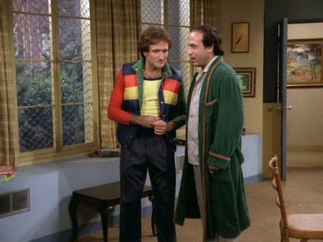 Mork & Mindy : Mork in Never-Never Land