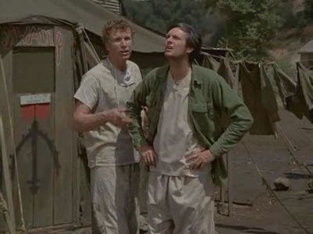 M*A*S*H : Dr. Pierce and Mr. Hyde