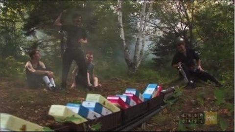 Trailer Park Boys : A S. River Runs Through It