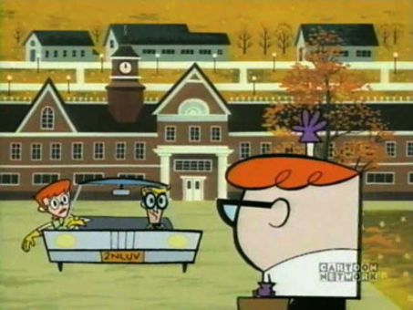 Dexter's Laboratory : Copping an Aptitude