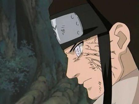 Naruto : 360 Degrees of Vision: The Byakugan's Blind Spot