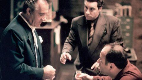 The Sopranos : I Dream of Jeannie Cusamano
