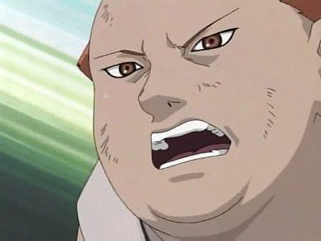 Naruto : Full Throttle Power: Choji, Ablaze