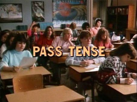 Degrassi Junior High : Pass Tense