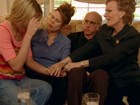 Curb Your Enthusiasm : Beloved Aunt