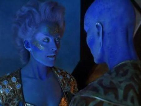 Farscape : Rhapsody in Blue