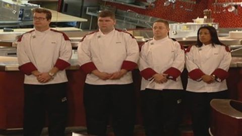 Hell's Kitchen : Day 3