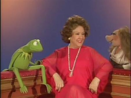 The Muppet Show : Ethel Merman