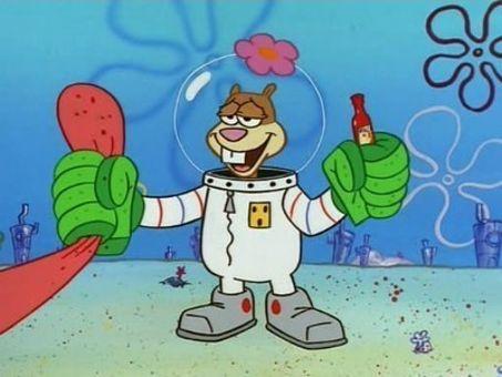 SpongeBob SquarePants : Karate Choppers