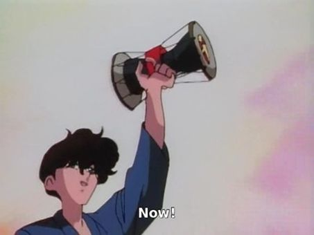 Ranma 1/2 : The Musical Instruments of Destruction