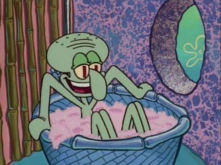 SpongeBob SquarePants : Squidward, the Unfriendly Ghost