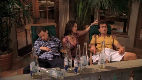 Two and a Half Men : Go East on Sunset Until You Reach the Gates of Hell