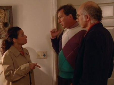 Curb Your Enthusiasm : The Wire