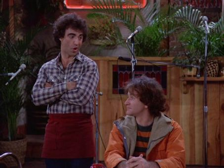 Mork & Mindy : Mork and Mindy Meet Rick and Ruby