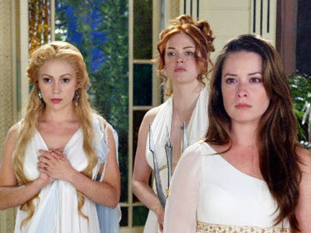 Charmed : Oh My Goddess!