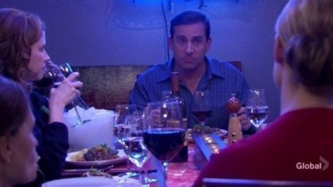The Office : Dinner Party