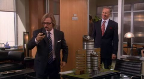 Rules of Engagement : Russell's Father's Son