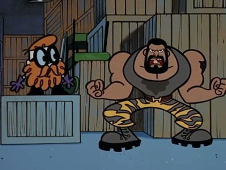 Dexter's Laboratory : The Beard to Be Feared
