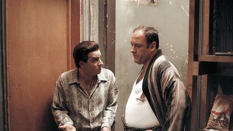 The Sopranos : Denial, Anger, Acceptance