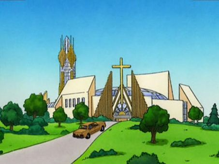 King of the Hill : Church Hopping