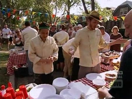 Top Chef : Block Party