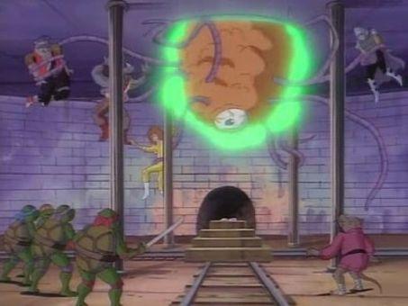 Teenage Mutant Ninja Turtles : Splinter No More