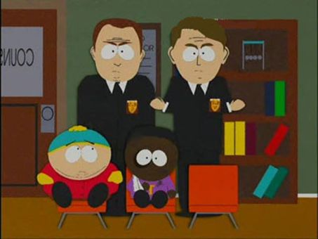 South Park : Cartman's Silly Hate Crime 2000