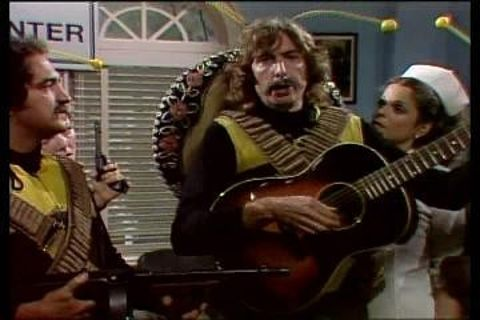 Saturday Night Live : Eric Idle; Joe Cocker