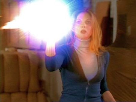 Charmed : Blinded by the Whitelighter