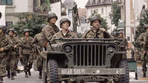 Band of Brothers : Points