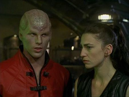 Farscape : My Three Crichtons