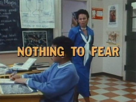 Degrassi Junior High : Nothing to Fear