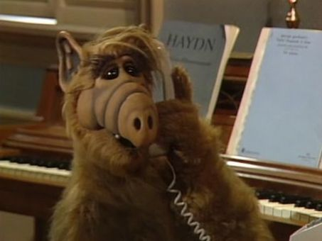 ALF : Keepin' the Faith