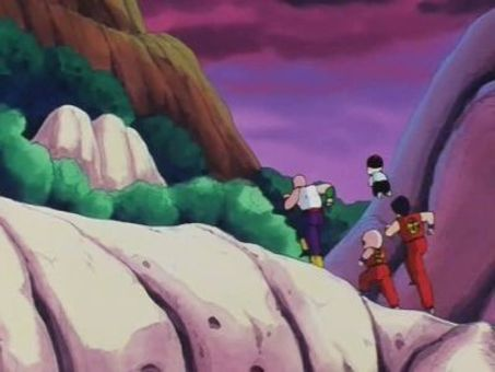 Dragon Ball : The End of Commander Red