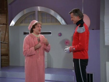 Mork & Mindy : There's a New Mork in Town