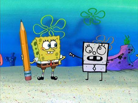 SpongeBob SquarePants : Frankendoodle