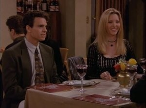 Friends: The One Where Ross and Rachel Take a Break