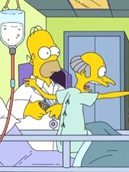 The Simpsons : Who Shot Mr. Burns? (Part Two)