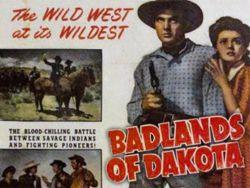 Badlands of Dakota